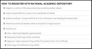 Mhrd To Make Online Storage Of Educational Certificates