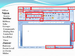 Microsoft Word Vocabulary Introduction To Ms Word Ppt Video Online Download