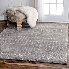 com traditional vintage moroccan trellis dark grey area rugs complete gray rug realistic 5