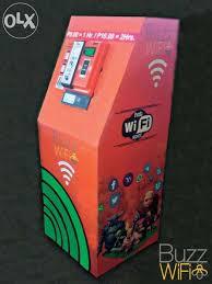 Wifi Vending Machine Price Enchanting PISO Buzz Wifi Vending Machine