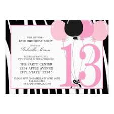 13 Birthday Invitation Templates 16 Best 13th Birthday Party Invitations Images Birthday Ideas 13