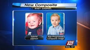 Baby Gabriel' age-progressed composite photo released
