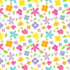 Paper Flower Background Scrapbook Customs 12 X 12 Paper Flower Background