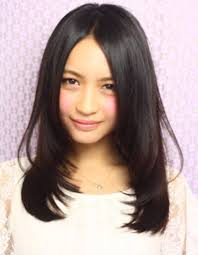 黒髪縮毛矯正ストレート髪型ke 116 ヘアカタログ髪型ヘア