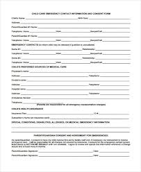 employer emergency contact form template staff emergency contact form template glendale community