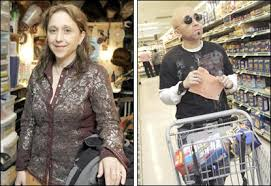 A la Cart: The Secret Lives of Grocery Shoppers -- by Hillary Carlip