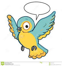 cute bird drawing flying.  Cute Cute Bird Flying Illustration Drawing Color Blue And Yellow Speaking  White Background With Bird Drawing Flying