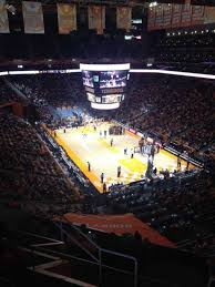 Photos At Thompson Boling Arena
