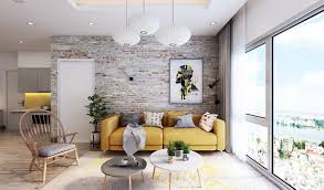 Painted Living Room Walls Living Rooms With Exposed Brick Walls