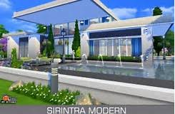 Small Picture sims 4 houses contemporary interior design fascinating sims 4