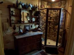 simple rustic bathroom designs. Ideas Design Rustic Cabin Decor Interior Decoration Small Simple Plans . Art Cabins Bathroom Designs I