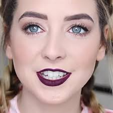 zoella makeup