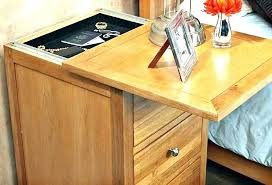 compartment table furniture storage bedroom sliding blocks reveal compartments secret compar furniture with compartments