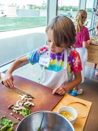 Kids Summer Camp At Kitchen Table Cooking School Greenwood Village