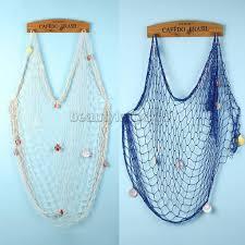 Decorative Fish Netting Fish Net Nautical Ocean Theme Decor Luau Party Diy Photo Prop 15