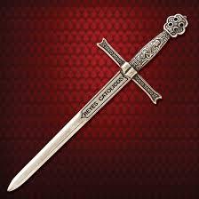 sword of the catholic kings letter opener 550