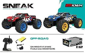 1:12 RC SNEAK Concept Buggy High Speed Fast <b>Remote</b>-Control ...