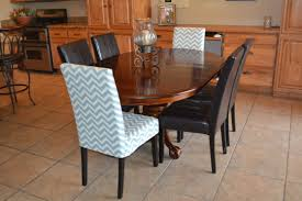 dining room kitchen sets cozy parson chair slipcover bar stool covers at walmart modern