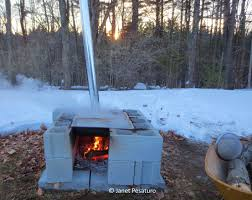 How To Make Maple Syrup II: Boiling, Filtering, Canning, Color ...