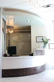 large size of dental office front desk manager salary