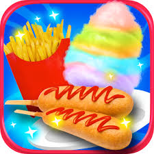 fast food maker amazon com street food maker fair food french fries corn dogs