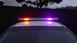 Purple Emergency Vehicle Lights Emergency Vehicle Lighting Nz Youtube