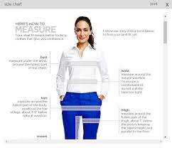 Jcpenney Size Chart Increase Apparel Conversions With These Sizing Tips