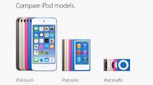Ipod Size Chart Best Ipod Ipod Buying Guide 2019 Macworld Uk