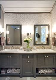 Grey Bathroom Vanity Design Ideas Top 10 Double Bathroom Vanity Design Ideas In 2019