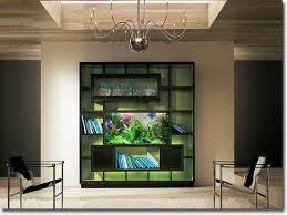 aquarium furniture design. View In Gallery Aquarium Built Into Shelving Unit Furniture Design B