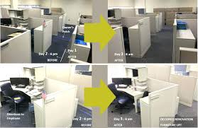 futuristic office ditches cubicles super. Office Renovation Cost. Wonderful Cost N Futuristic Ditches Cubicles Super
