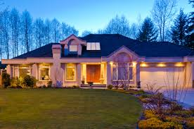 lighting in house. Landscape Lighting In Richmond VA House
