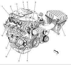 view topic engine component diagrams bowtie v6 5th gen image