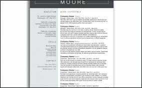Infographic Resume Templates Resume Template Create Your
