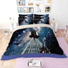 free batman comforter duvet cover set twin queen king size black bedding sets 3 queen