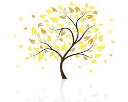 Tree Design Autumn Of Tree Design Vector Ser 03 Free Download