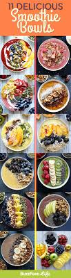 11 Breakfast Smoothie Bowls That Will Make You Feel Amazing ...