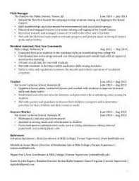 student affairs resume samples combination resume sample lansing community  college