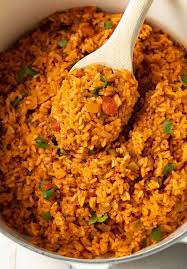 Also, as you cook more rice, you need less water. 4 Ingredient Spanish Rice Recipe Video A Spicy Perspective