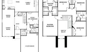 Garage  One Story Garage Apartment Plans Two Storey Garage Garage With Apartment Floor Plans