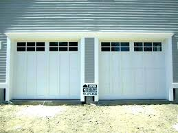 garage door glass insert interior furniture