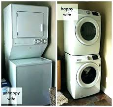 stackable washer dryer reviews. Brilliant Reviews Large Capacity Stackable Washer Dryer Reviews And Dimensions On Stackable Washer Dryer Reviews