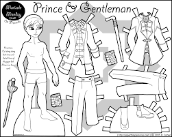 Cut Out Coloring Pages