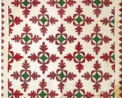 Check out the quilt exhibit at Chester County Historical Society – & A detail of an appliqued cotton quilt, made in 1848 in Octorara, Chester  County Adamdwight.com