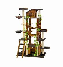 cool cat tree furniture. Super Stylish Cat Houses, Furniture \u0026 Home Essentials For The Discerning Lover Cool Tree D