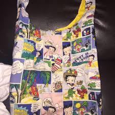 Boop Light Betty Boop Light Handbag Purse Comic Book Style Depop