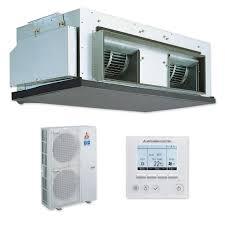 mitsubishi ducted heat pump. Brilliant Mitsubishi Categories Heat Pump Ducted System Inside Mitsubishi Pump S