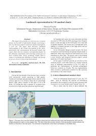 International Nautical Charts Pdf Landmark Representation In 3 D Nautical Charts