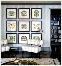 picture frames on wall simple. Square Frames In A 3 X Grid Make Simple Yet Bold Statement No Matter What Art You Fill Them With, Making This The Perfect Gallery Wall For Beginners! Picture On