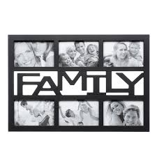 multi family picture frames family photo frames 2 in decors